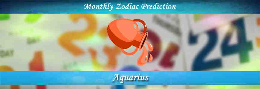 aquarius monthly horoscope chart