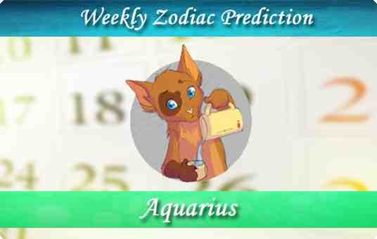 aquarius weekly horoscope forecast thumb