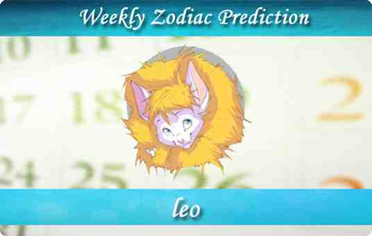 leo weekly horoscope forecast thumb