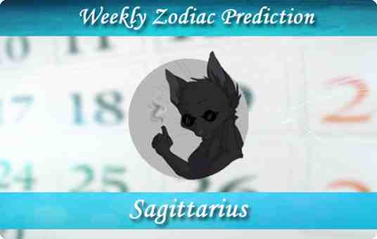 sagittarius weekly horoscope forecast thumb