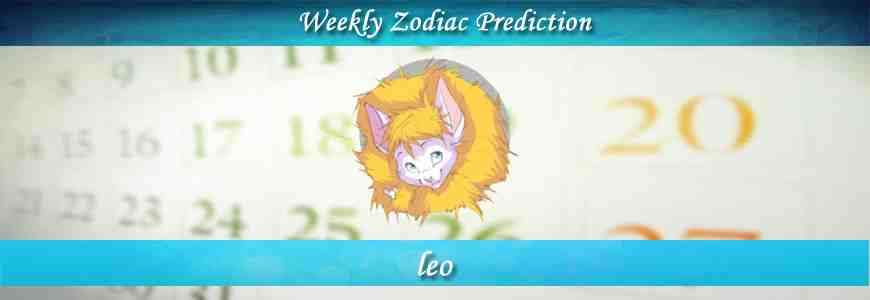 leo weekly horoscope forecast